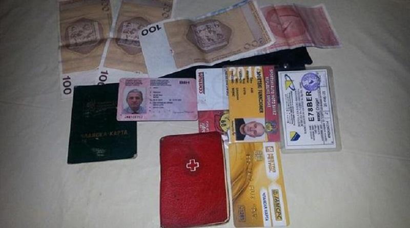 Vozač iz Banjaluke pronašao novčanik i vratio vlasniku
