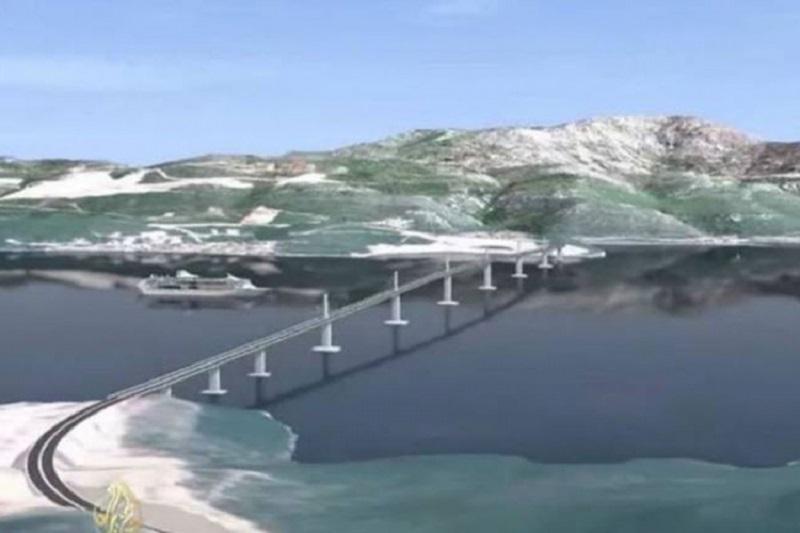 Hrvatska:Izgradnja Pelješkog mosta počinje 2017.