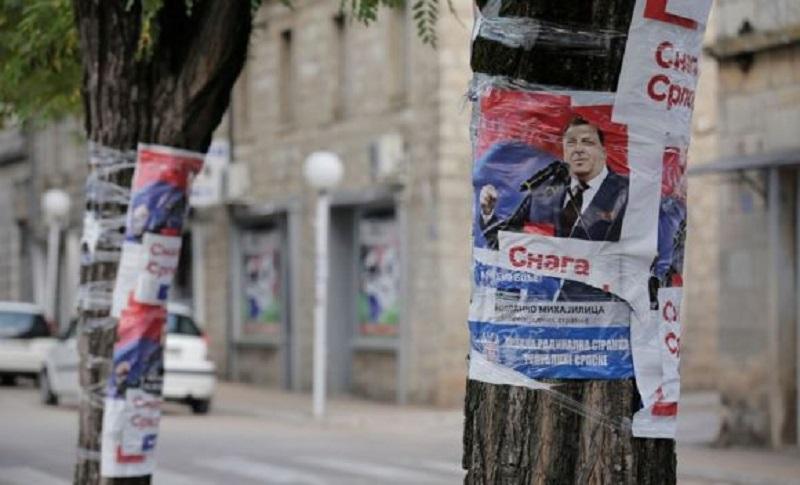 15 prijava zbog nepropisnog plakatiranja tokom izbora u Banjaluci