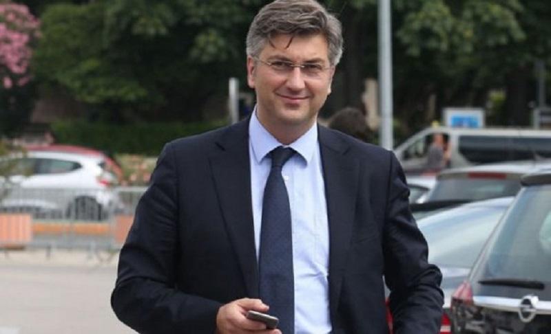 Plenković: Političari u BiH da se dogovore o izmjeni Ustava