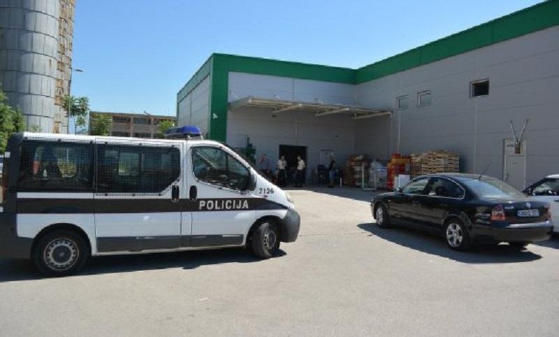 Filmska pljačka u Mostaru: Odnesena kasa iz tržnog centra