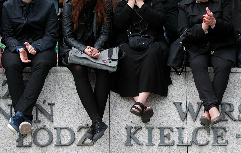 Hiljade na ulicama zbog prava na abortus