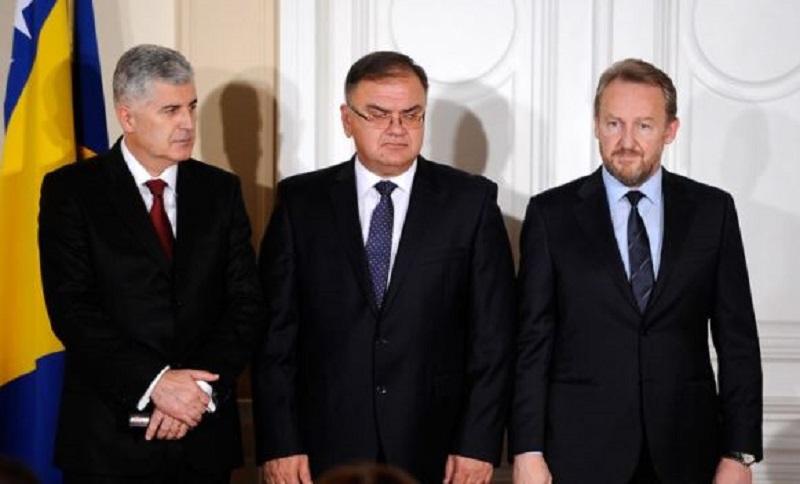 Čović: Pojedini lideri odradili sjajnu predizbornu kampanju za Dodika