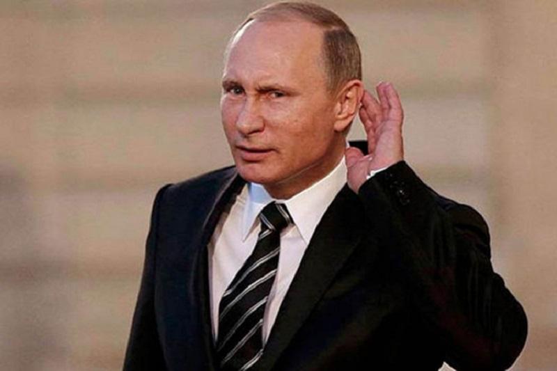 Putin: Zapad me se plaši