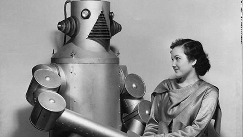 Zbogom emotivne veze, stižu roboti