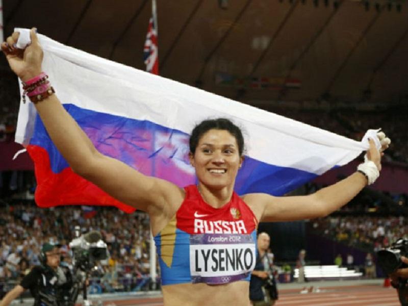 Tatjani Lisenko oduzeto olimpijsko zlato iz Londona