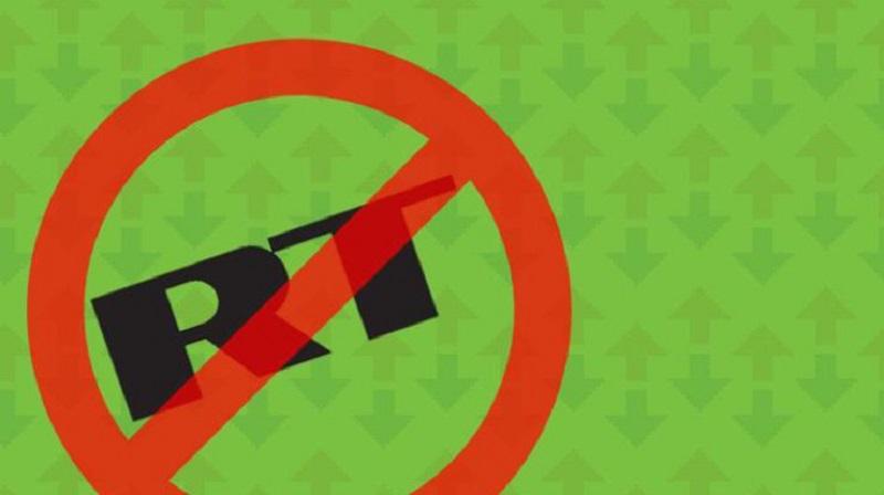 London: Blokiranje računa RT, iz Rusije stižu optužbe za cenzuru
