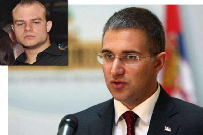 Stefanović: Uhapšen Sanjin Sefić