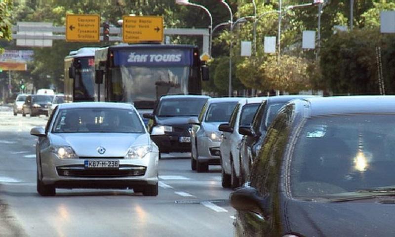 Banjaluka: Večeras i za vikend obustava saobraćaja u centru grada