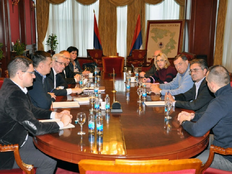 Održan sastanak o ekonomskim reformama i budžetu