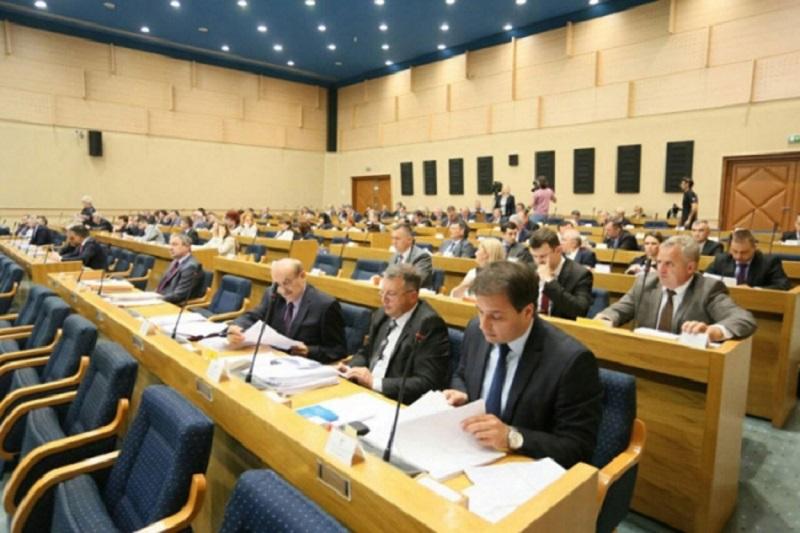 Opozicija napustila zasjedanje Narodne skupštine RS
