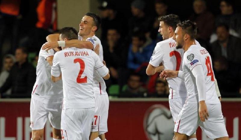 Prvi trijumf Srbije u kvalifikacijama