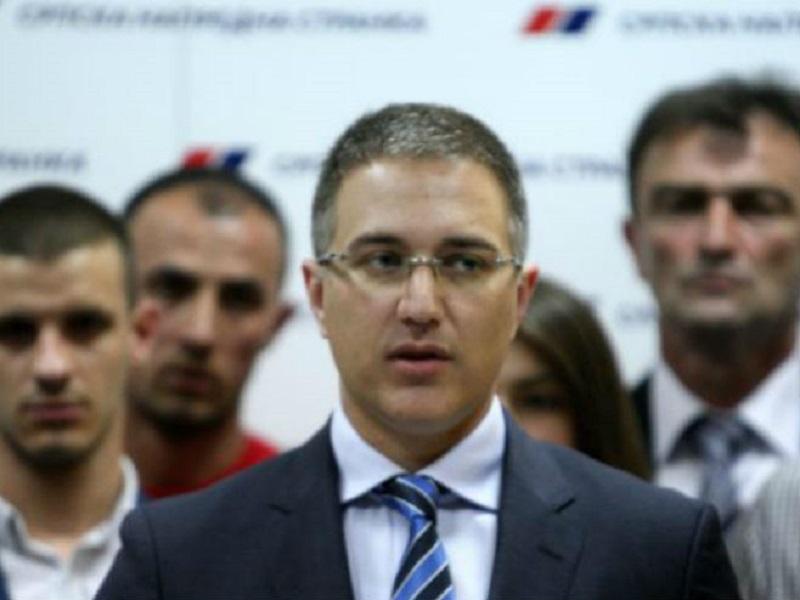 Pronađen vozač koji je kolima udario ženu ministra Stefanovića