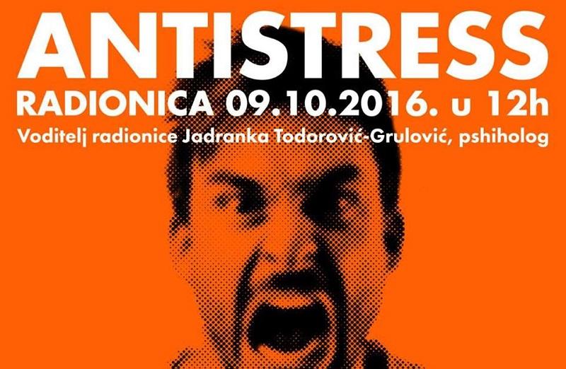 Besplatna antistress radionica u Banjaluci