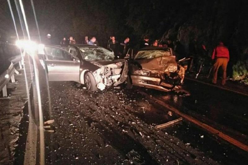 U direktnom sudaru teško povrijeđena dva državljanina BiH