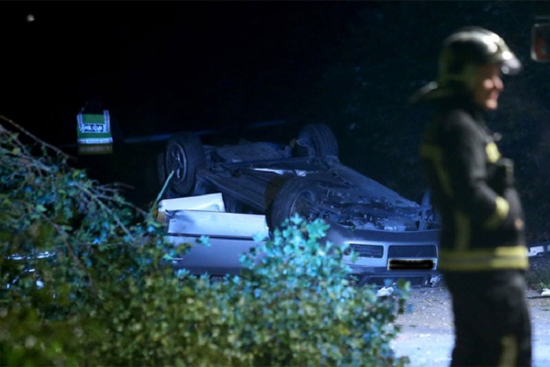 Zagreb: Automobilom sletili sa puta, dvoje poginulo