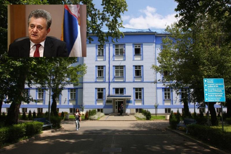 Univerzitet tuži bivšeg dekana Pravnog fakulteta u Banjaluci