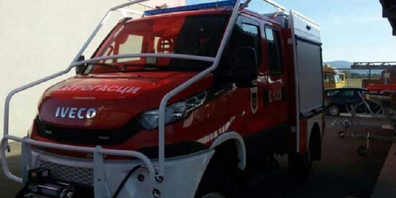Banja Luka: Vatrogasci dobili vozila za gašenje šumskih požara