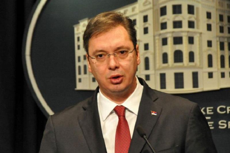 Vučić: Bez uvođenja sankcija rukovodstvu Srpske