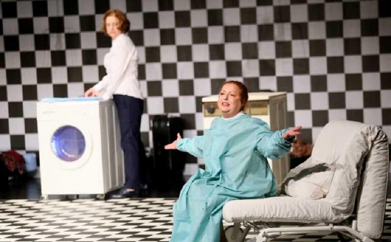 Međunarodni festival mladog glumca Zaplet 08: Glumačka igra u fokusu predstave Malo blago