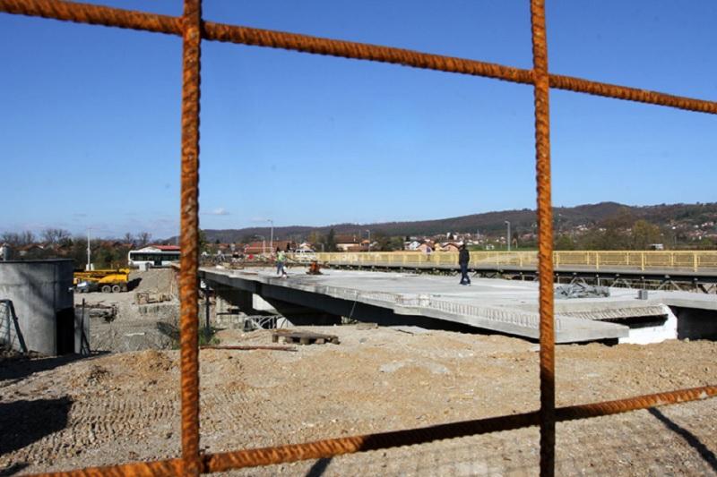 Banja Luka: Most u Česmi neće biti završen ove godine