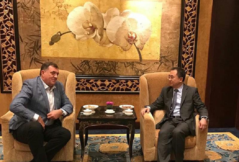 Dodik u Kini: Dogovoren prvi korak u izgradnji ekonomskih zona u Srpskoj