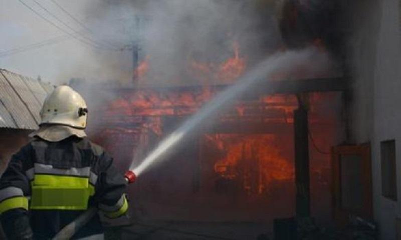 U požaru kod Čelinca izgorjela štala sa životinjama, rakijski kotao, sijeno i nafta