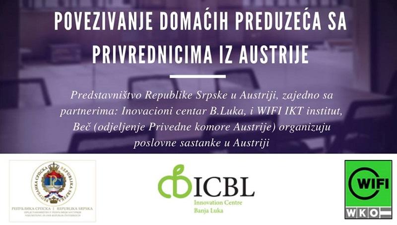 Povezivanje domaćih preduzeća sa privrednicima iz Austrije