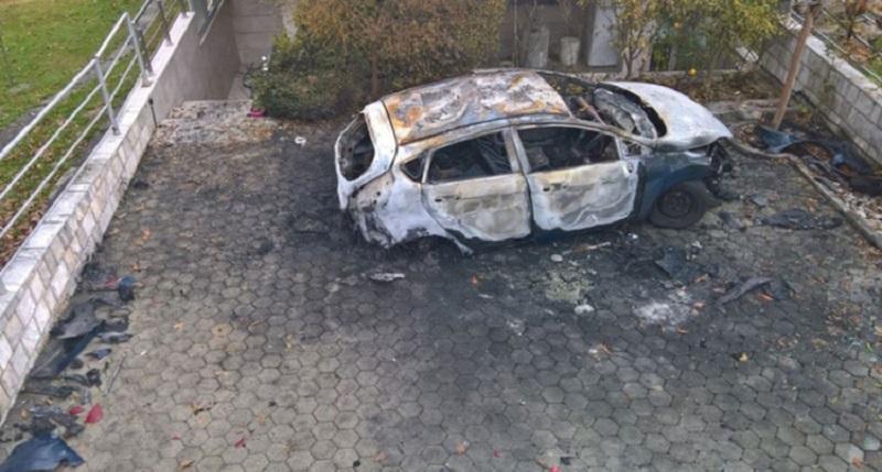 Autobombom na bivšeg člana Uprave Aluminija