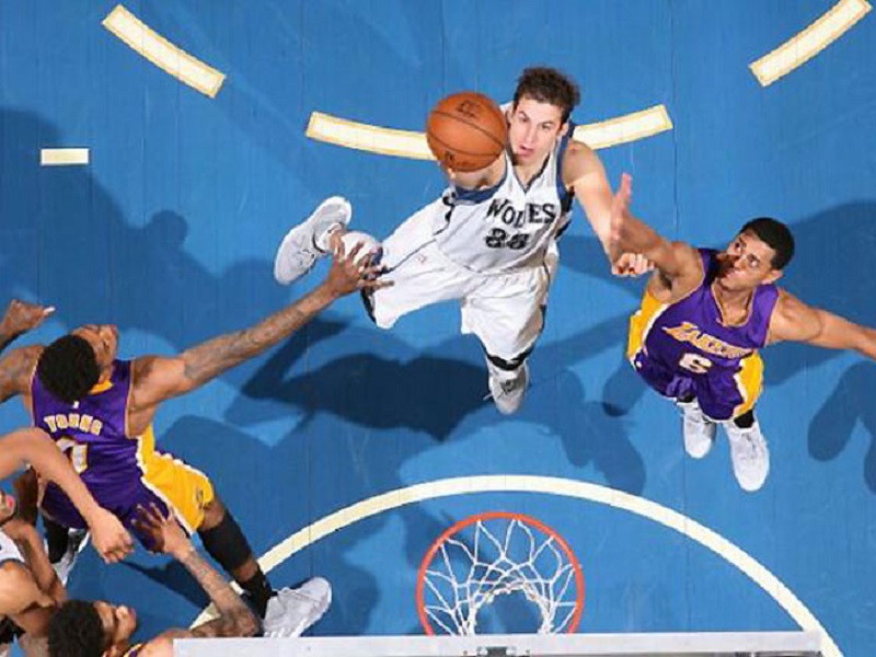 NBA: Bjelica briljirao