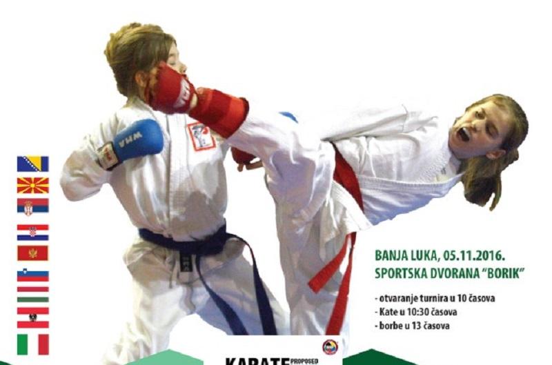 U subotu međunarodni karate turnir u Banjaluci