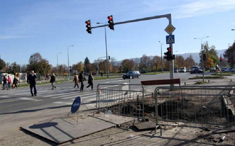 Banja Luka: Biće riješen problem velike lokve kod Nove pijace