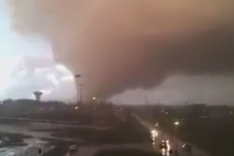 Tornado poharao Italiju, ima mrtvih (VIDEO)