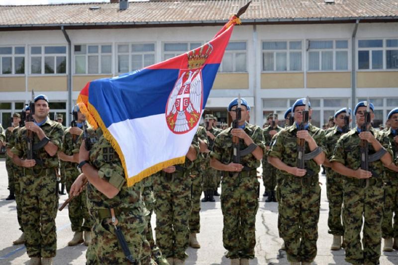 Vojska Srbije na sjeveru Kosova