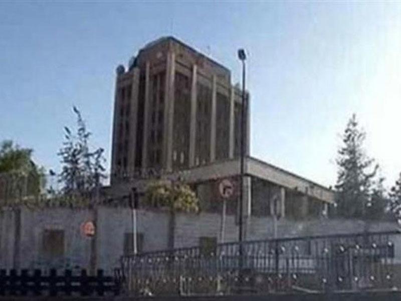 Ruska ambasada u Damasku granatirana dva puta