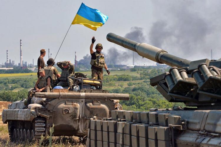 Istok Ukrajine ponovo bukti, najžeće borbe od 2015.