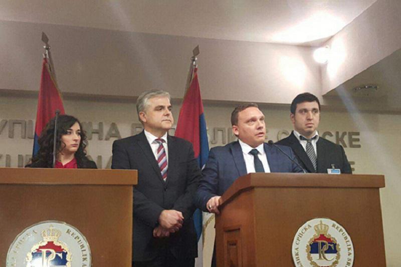Bošnjaci napustili zasjedanje parlamenta Srpske zbog rasprave o referendumu