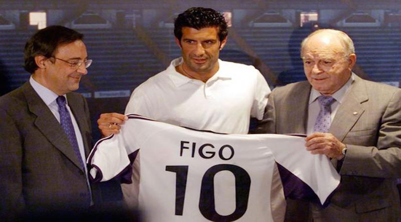 Figo konačno otkrio zašto je iz Barse prešao u Real