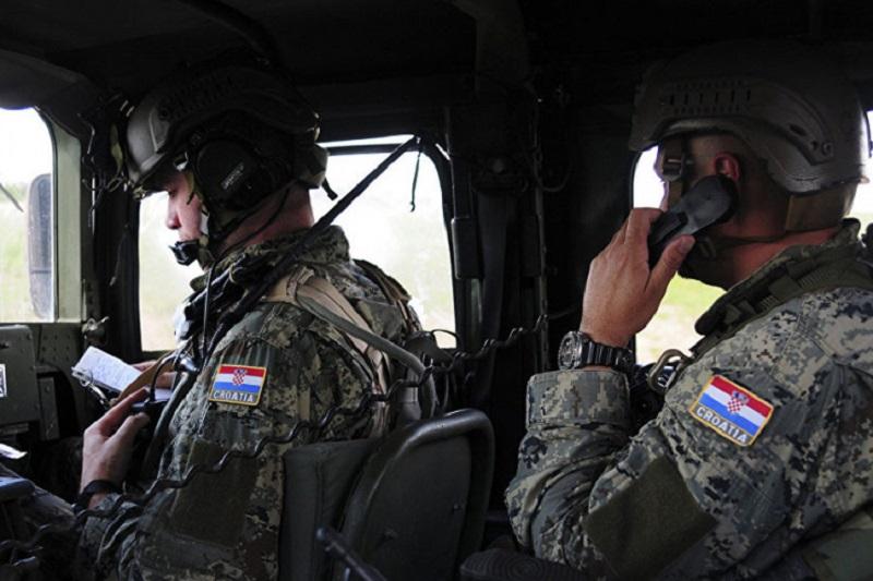 I Hrvati hoće da obuzdaju Rusiju: Tigrovi, rakete, vozila 140 km od Kalinjingrada
