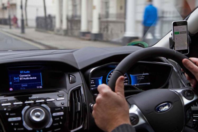 Budući Fordovi automobili će prepoznavati raspoloženje vozača