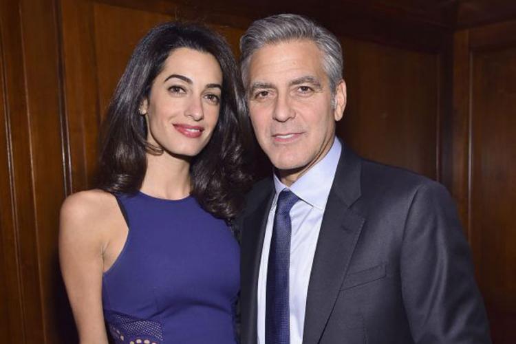 Džordž Kluni zabranio supruzi Amal da putuje