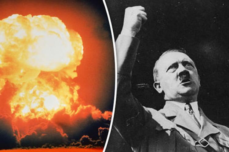 Hitler je pred kraj rata testirao nuklearnu bombu?