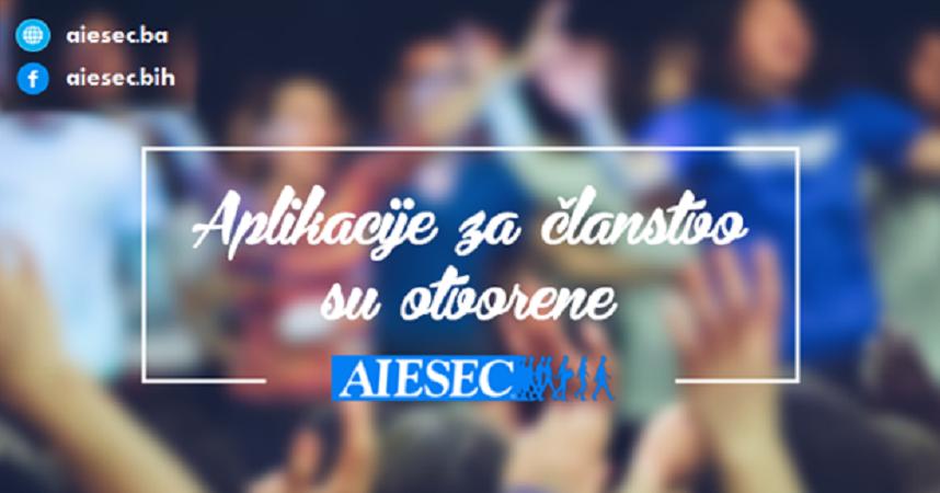 Mladi Banjalučani, evo zašto treba da postanete članovi AIESECa u Banjoj Luci