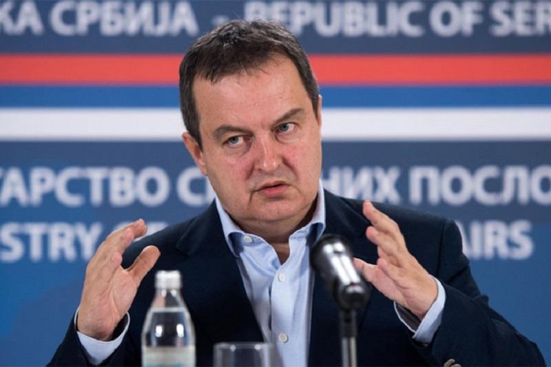 Dačić: Sramotno ako Nikolić hoće da se kandiduje
