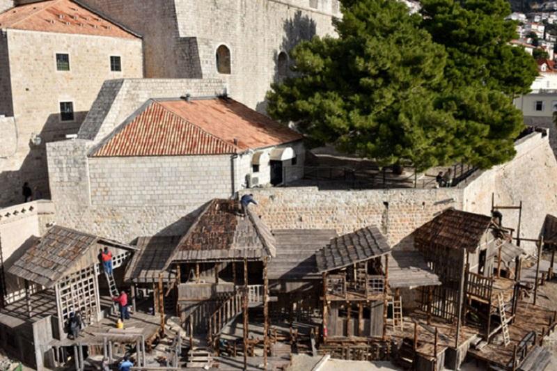 Počelo snimanje 'Robin Huda' u Dubrovniku