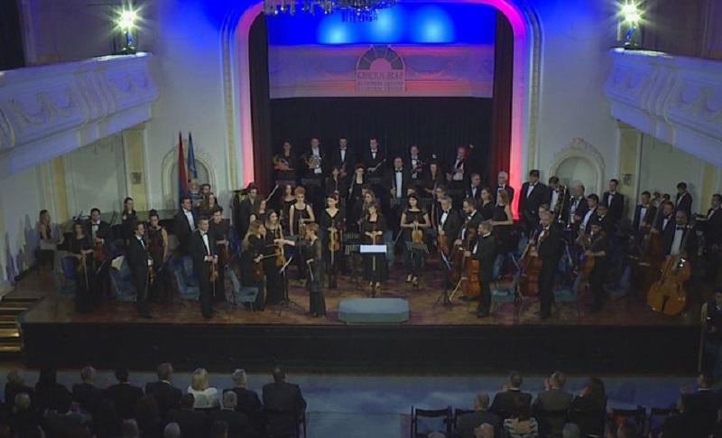 Koncert simfonijskog orkestra Banjalučke filharmonije