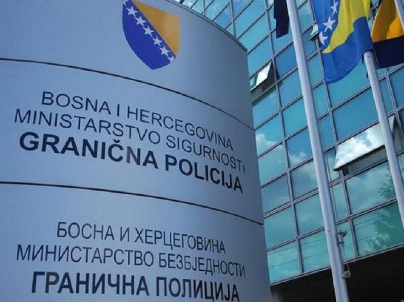 Migranti na Rači pokušali ući u BiH