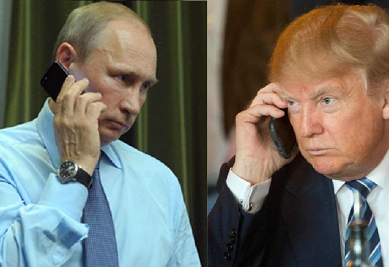 Procurio razgovor Putina i Trampa: Pričali o nuklearnim bojevim glavama