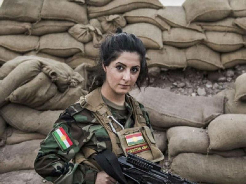 Djevojka snajperista čiju je glavu ISIL ucijenio na milion dolara