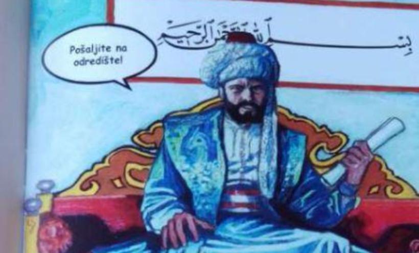 Islamski strip u Međugorju: Provokacija uoči dolaska Papinog izaslanika